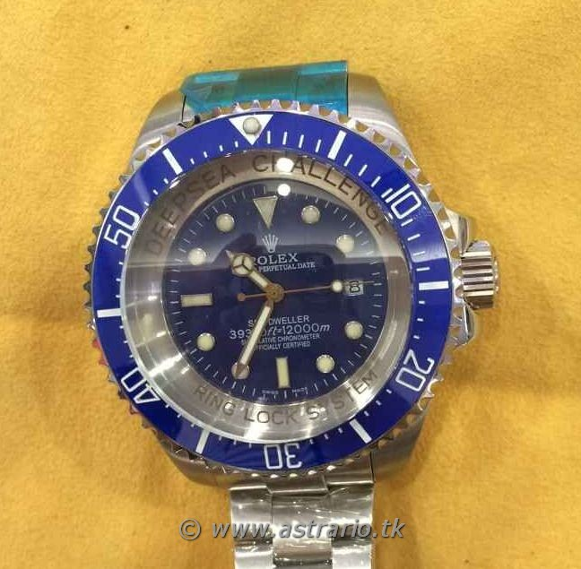 Rolex SEA-DWELLER DEEPSEA CHALLENGE Blue face - Ø51mm
